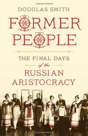 Cover art for FORMER PEOPLE