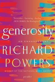 Cover art for GENEROSITY