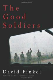 Book Cover for THE GOOD SOLDIERS