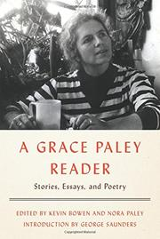 A GRACE PALEY READER by Grace Paley