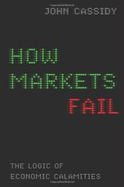 Cover art for HOW MARKETS FAIL