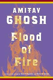 FLOOD OF FIRE by Amitav Ghosh