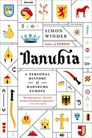 DANUBIA by Simon Winder
