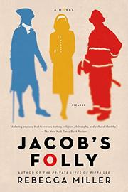 Cover art for JACOB'S FOLLY