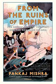 Cover art for FROM THE RUINS OF EMPIRE