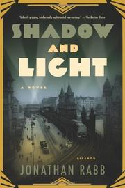Cover art for SHADOW AND LIGHT