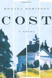 COST by Roxana Robinson
