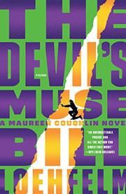 THE DEVIL'S MUSE by Bill Loehfelm