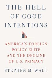 THE HELL OF GOOD INTENTIONS by Stephen M. Walt