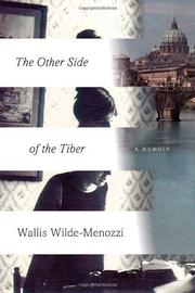 THE OTHER SIDE OF THE TIBER by Wallis Wilde-Menozzi