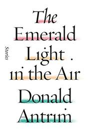 THE EMERALD LIGHT IN THE AIR by Donald Antrim