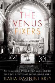 THE VENUS FIXERS by Ilaria Dagnini Brey