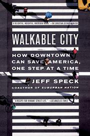 Book Cover for WALKABLE CITY