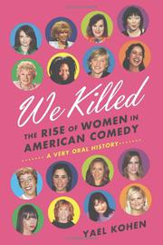 WE KILLED by Yael Kohen