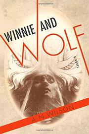 Cover art for WINNIE AND WOLF