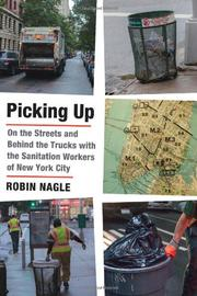 PICKING UP by Robin Nagle