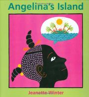 Cover art for ANGELINA'S ISLAND