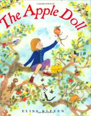 Book Cover for THE APPLE DOLL
