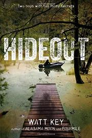HIDEOUT by Watt Key