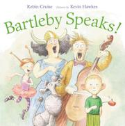 Book Cover for BARTLEBY SPEAKS!