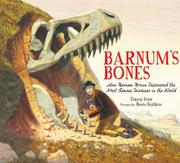 Book Cover for BARNUM'S BONES