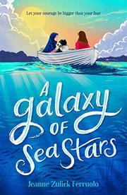 A GALAXY OF SEA STARS by Jeanne Zulick Ferruolo