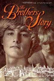Cover art for THE BROTHERS STORY