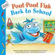 POUT-POUT FISH BACK TO SCHOOL by Deborah Diesen
