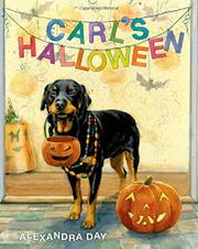 CARL'S HALLOWEEN by Alexandra Day