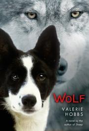 WOLF by Valerie Hobbs