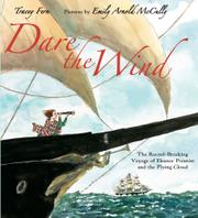 DARE THE WIND by Tracey Fern