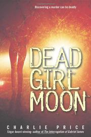 Cover art for DEAD GIRL MOON