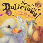 Book Cover for DELICIOUS!