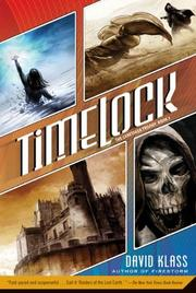 TIMELOCK by David Klass