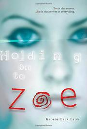 Cover art for HOLDING ON TO ZOE