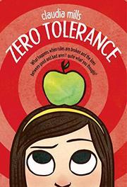 ZERO TOLERANCE by Claudia Mills
