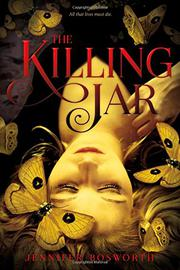 THE KILLING JAR by Jennifer  Bosworth