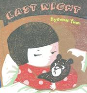LAST NIGHT by Hyewon Yum