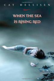 Cover art for WHEN THE SEA IS RISING RED