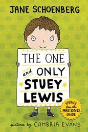 THE ONE AND ONLY STUEY LEWIS by Jane Schoenberg