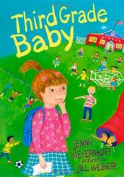 Book Cover for THIRD GRADE BABY