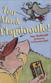 Book Cover for TOO MUCH FLAPDOODLE!