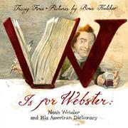 W IS FOR WEBSTER by Tracey Fern