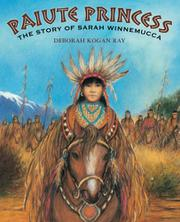 Cover art for PAIUTE PRINCESS