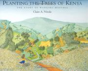 Cover art for PLANTING THE TREES OF KENYA
