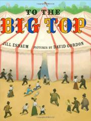 Cover art for TO THE BIG TOP