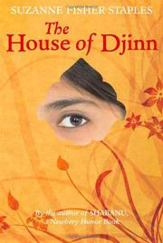 THE HOUSE OF DJINN by Suzanne Fisher Staples