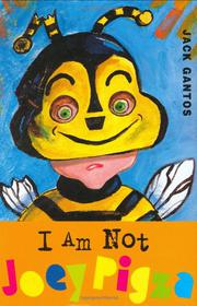 Book Cover for I AM NOT JOEY PIGZA