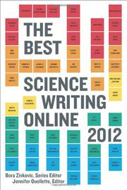 THE BEST SCIENCE WRITING ONLINE 2012 by Jennifer Ouellette
