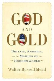 Cover art for GOD AND GOLD